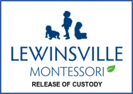 Click to view the Release of Custody form